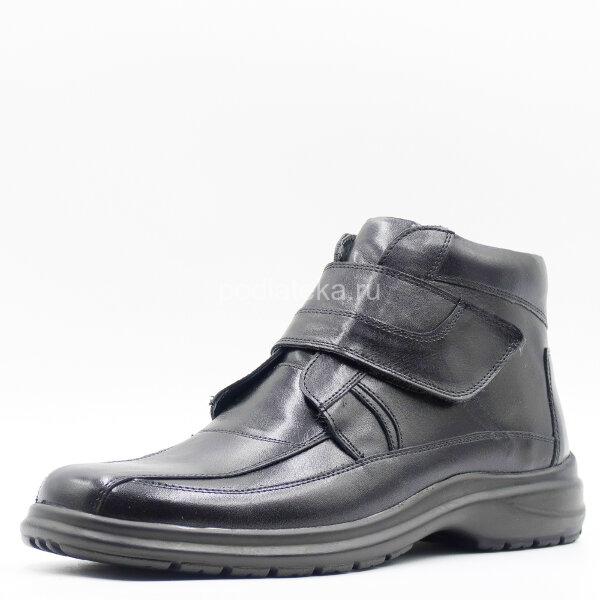Ботинки мужские комфортные Comfortabel 670499-1