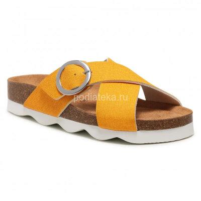 Dr. Brinkmann сандалии, желтый