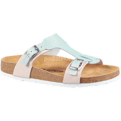Обувь ортопедическая ORTMANN PARIS, мятно-розовый