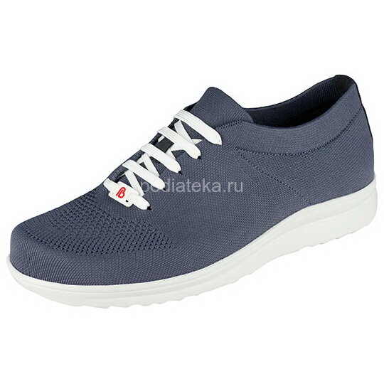 Berkemann Allegro кроссовки мужские ортопедические, серый