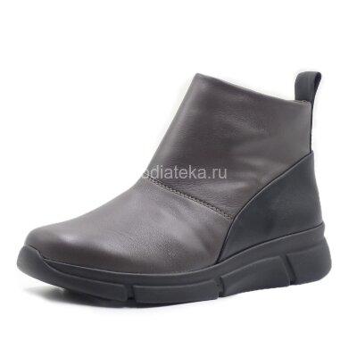 Ботинки ортопедические женские Berkemann Katrina, серый