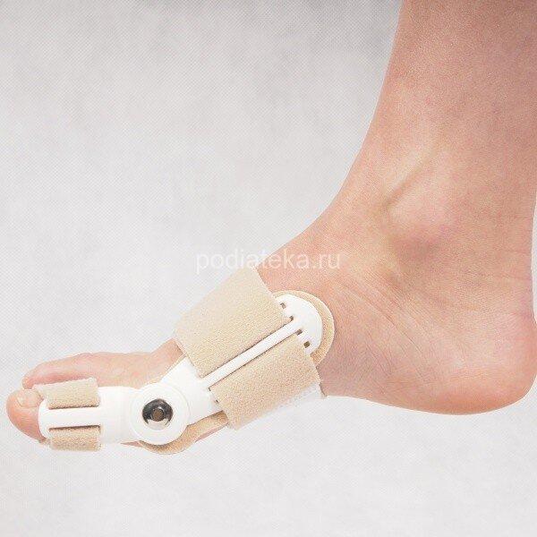 Корректор первого пальца стопы с шарниром PIVOT COMFORMA Soft