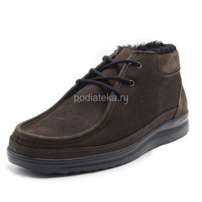 Мужские ортопедические ботинки Berkemann Oskar, коричневый