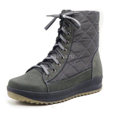 Dr.Spektor ботинки зимние женские широкие, DSM-1125
