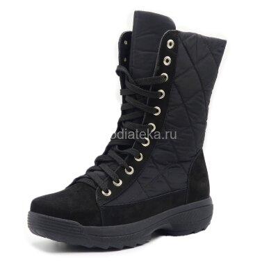 Dr.Spektor высокие ботинки зимние женские, DSM-1141