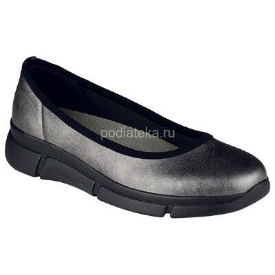 Berkemann Giselle туфли ортопедические, серая бронза