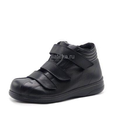 OrthoMS ботинки зимние, 5008WI, подкладка шерсть