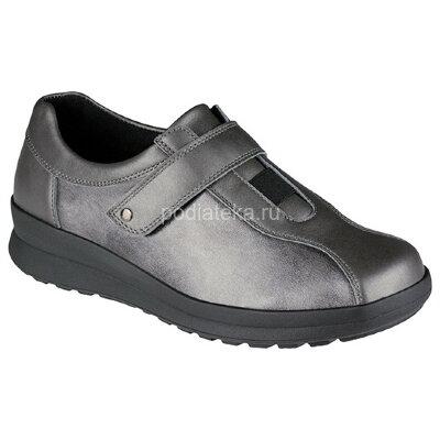 Berkemann JOSIE полуботинки, серый металл