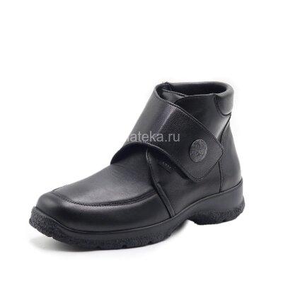 Ботинки женские демисезонные Axel 4411, черный