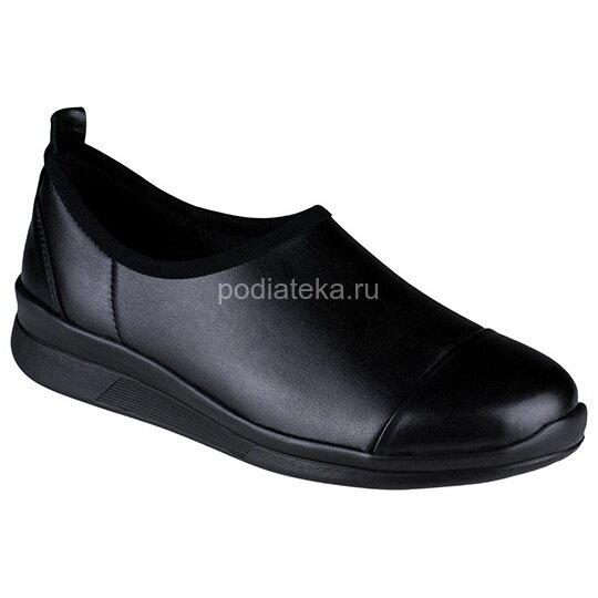 Berkemann Velma туфли ортопедические, черный