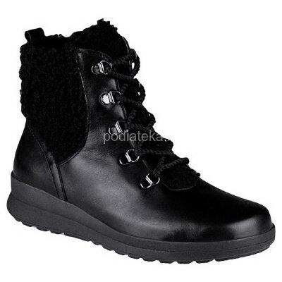 Berkemann Wienke ботинки ортопедические, черный