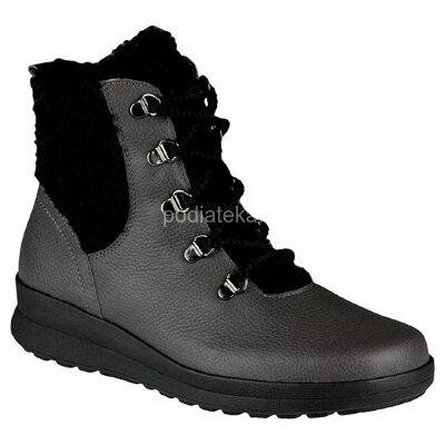 Berkemann Wienke ботинки ортопедические, грязно-серый