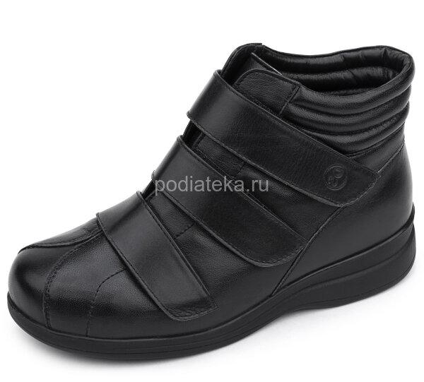 Dr.Spektor ботинки зимние женские очень широкие, 815