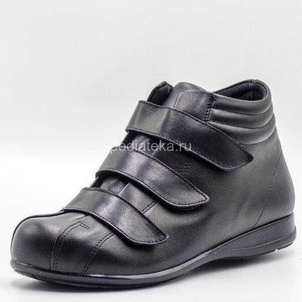 OrthoMS ботинки, 5008, черный