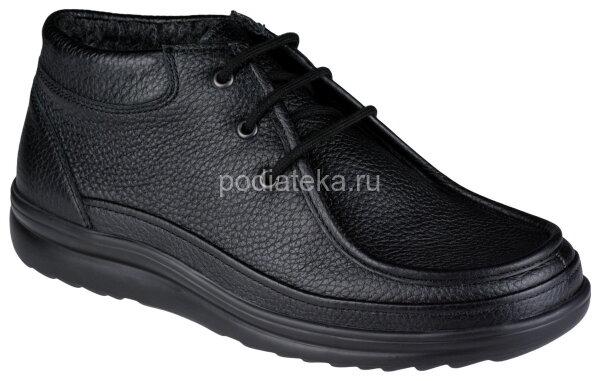 Berkemann OSKAR ботинки зимние мужские, черный