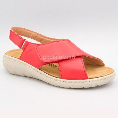 Обувь ортопедическая ORTMANN POLLY, красный